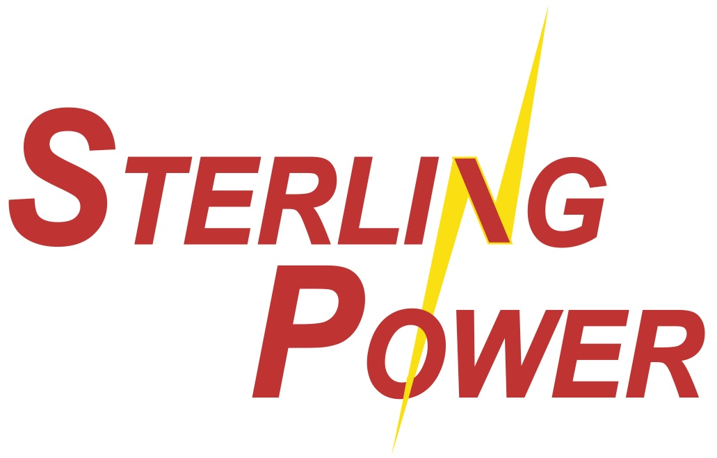 Sterling Power Logo
